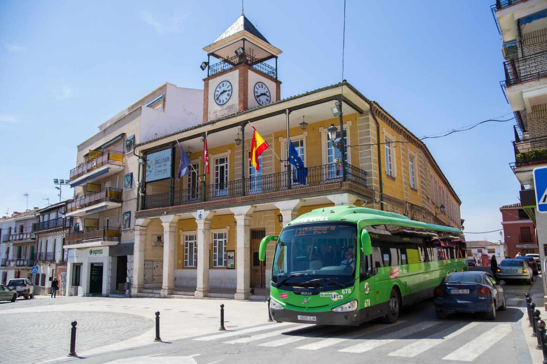 Ayuntamiento de Morata de Tajuña (Madrid).
