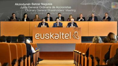 Euskaltel sube más de un 15% en bolsa y roza el precio que pagará MásMóvil por sus acciones