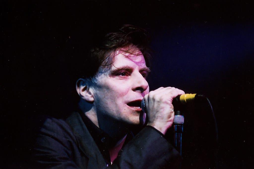 Ricky Ross, cantante del dúo Deacon Blue.