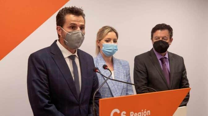 La líder de Ciudadanos en Murcia que encabezó la moción de censura abandona su cargo