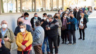 Empeoran los datos en España: aumentan los fallecidos a 356 y la incidencia sube hasta 134