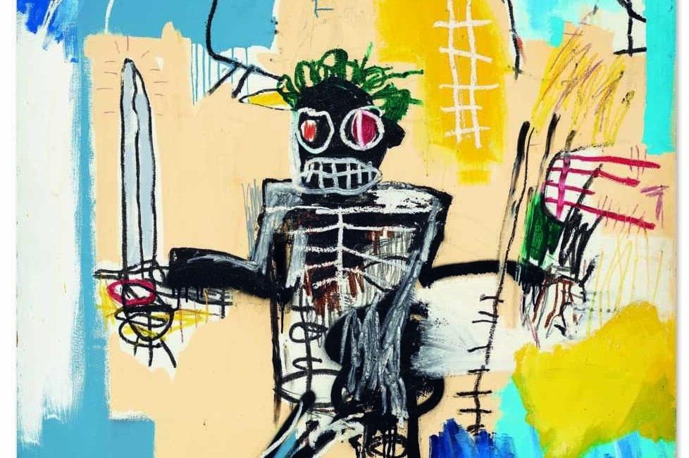 La obra de Basquiat ha roto el récord en Asia al convertirse en la obra de arte occidental más cara de la historia en el continente