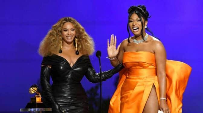 Beyoncé se convierte en la mujer más premiada en la historia de los Grammys