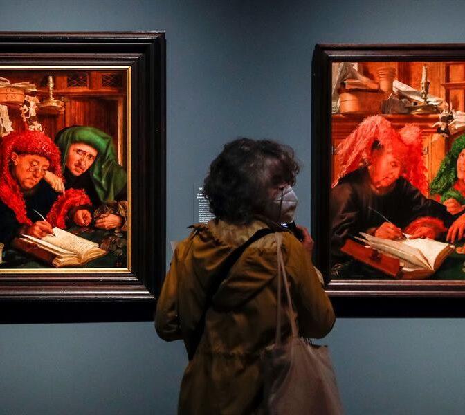Marinus van Reymerswale, el pintor de las finanzas, por primera vez en el Prado