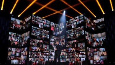 Audiencia de los Goya: la gala menos vista de los últimos 15 años