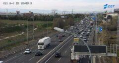 Tráfico intenso en varias autovías antes del cierre perimetral por Semana Santa