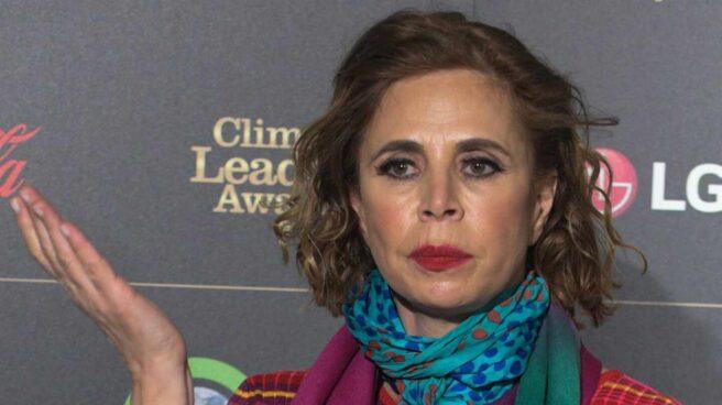 Ágatha Ruiz de la Prada opina sobre la vacunación contra el Covid de las Infantas Elena y Cristina en Abu Dabi