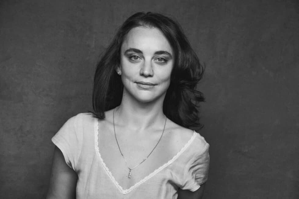 La directora ucraniana Anastasia Mikova