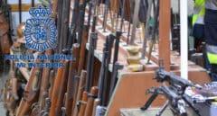 """Del 'mayor golpe al tráfico' de armas a tener que devolver las 11.000 piezas incautadas al considerarlo """"coleccionismo"""""""