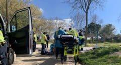 Atropellada en un carril bici de Madrid una mujer de 79 años por un patinador que se dio a la fuga