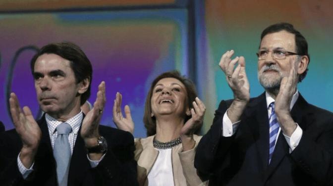 Cospedal, Arenas y Álvarez Cascos declaran como testigos