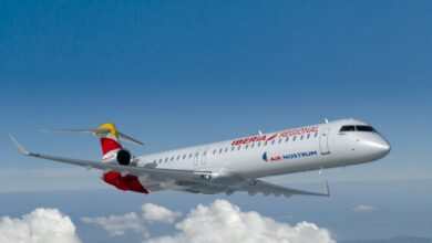 Air Nostrum supera a Air Europa y seguirá operando los vuelos de las deportaciones de inmigrantes