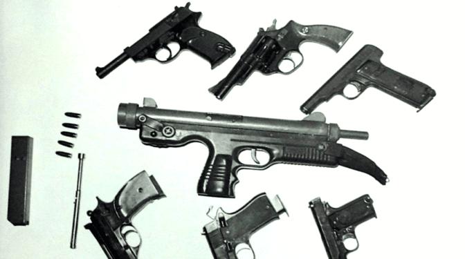 Las 50 bandas terroristas españolas que la Historia enterró