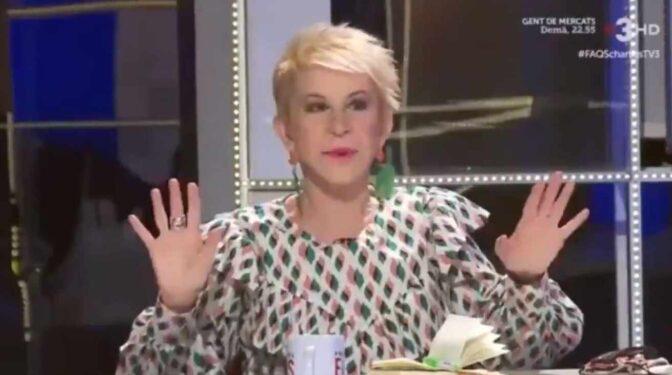 """Karmele Marchante llama """"loca frenopática"""" a Ayuso"""