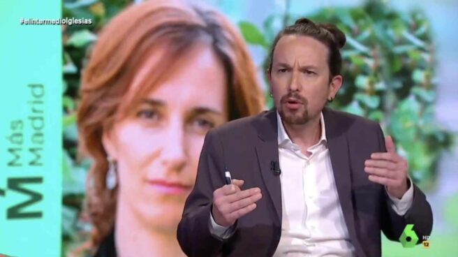 Pablo Iglesias, en 'El Intermedio'.