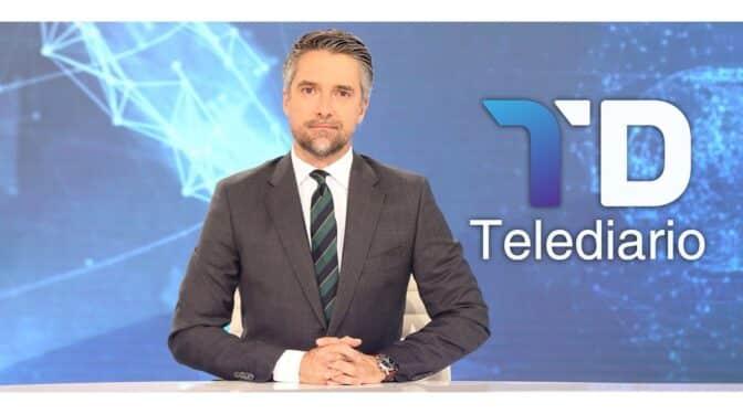 TVE alcanza su mínimo histórico y Vicente Vallés dobla ya en espectadores a Carlos Franganillo