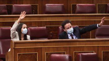Ciudadanos se inclina por un pacto con el PP antes que con el PSOE tras el 4-M