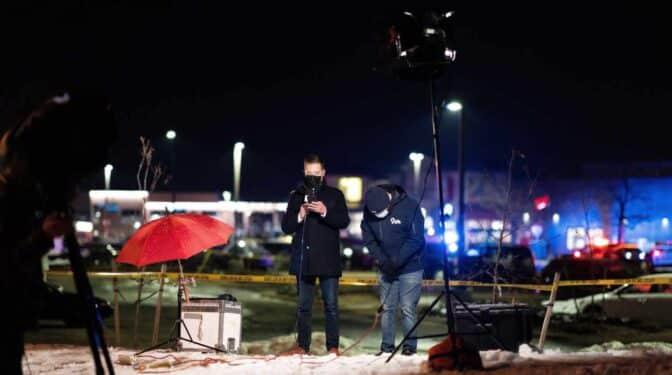 Diez muertos por un tiroteo en un supermercado en Estados Unidos