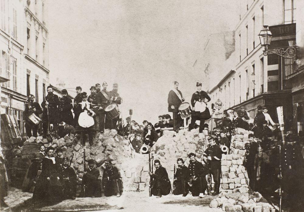 Imagen de la Comuna de París de 1871
