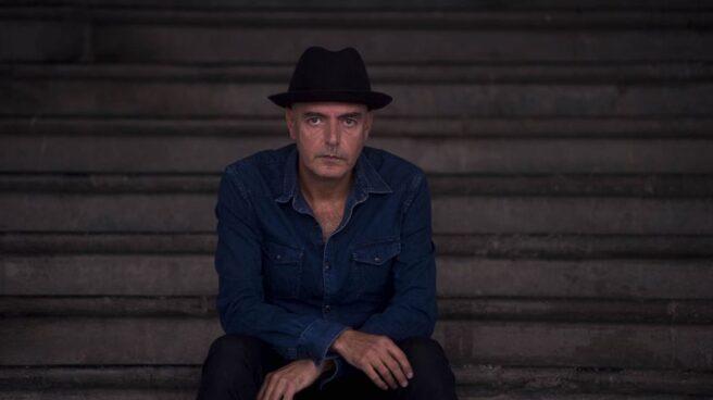 El músico Antonio Arias