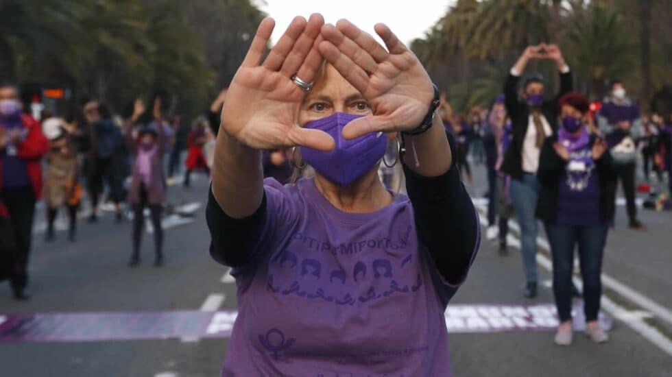 Celebraciones por el 8-M en Málaga
