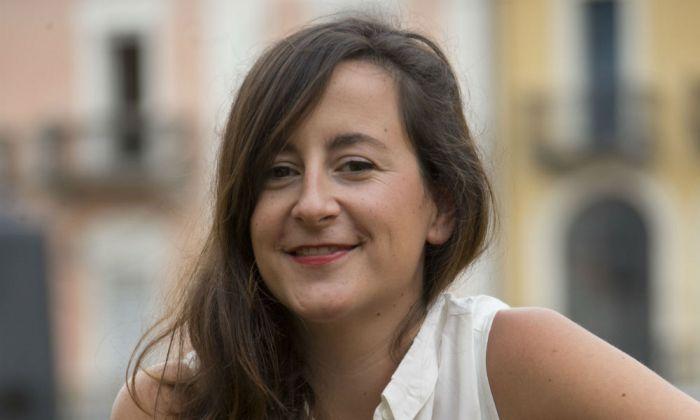 Laura Herrero Garvín, directora de 'La Mami'