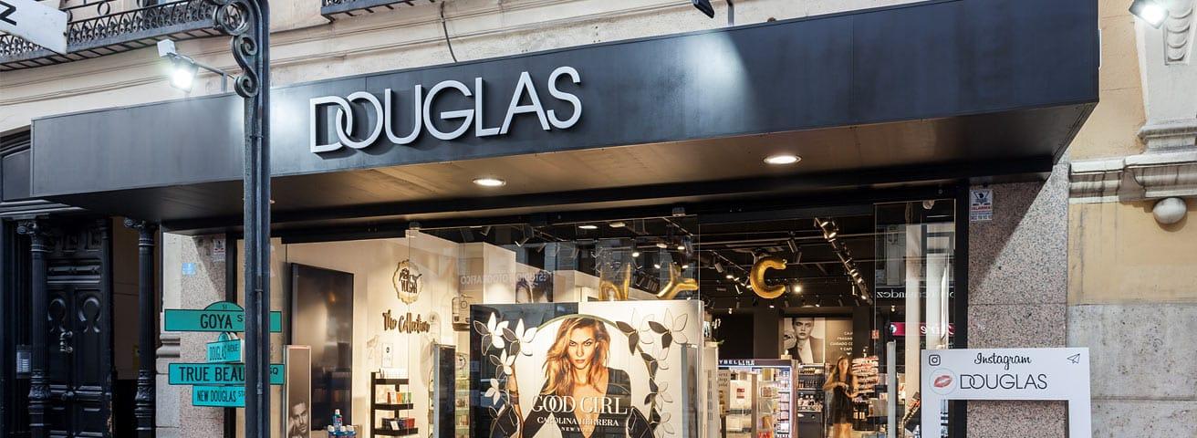 Tienda de Douglas.