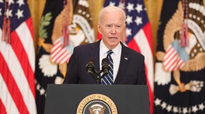 """Biden advierte: """"China tiene que cumplir las reglas y respetar los derechos humanos"""""""