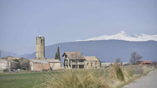 Un pueblo de la España rural
