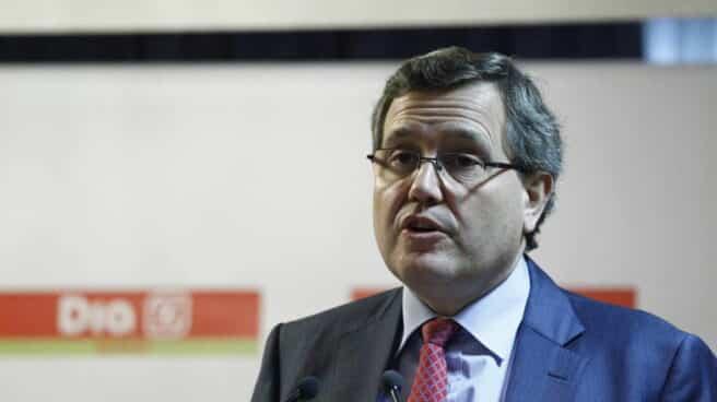 El ex consejero delegado del Grupo DIA Ricardo Currás.