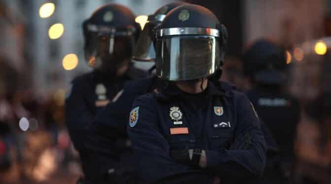 El TEDH condena a España por no investigar a fondo denuncias de abuso policial en las protestas de 'Rodea el Congreso'