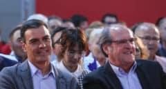 """Sánchez presenta a Gabilondo como el """"candidato capaz de llegar a acuerdos"""" frente al """"narcisismo"""" de Ayuso"""