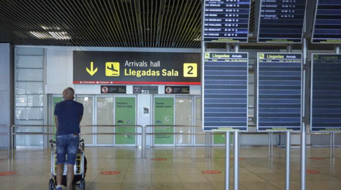 Marruecos suspende los vuelos con España y Francia desde este martes