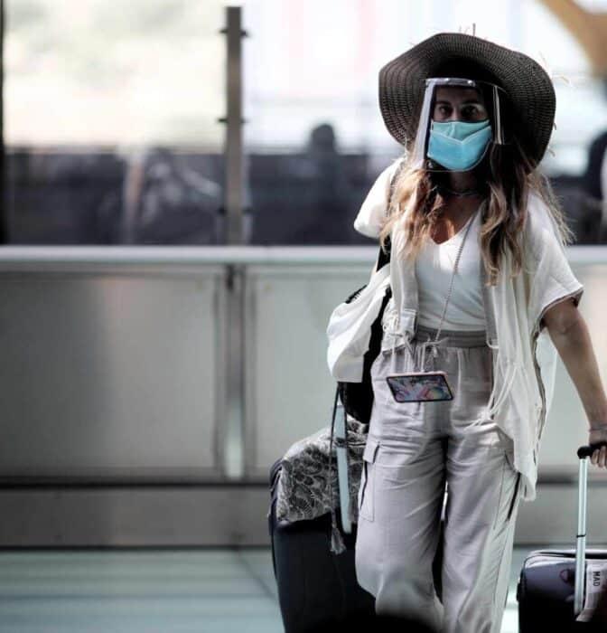 España recibe 569 vuelos extranjeros en 48 horas en plena escalada de contagios en Europa