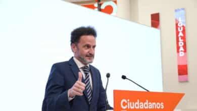 Edmundo Bal, elegido como candidato de Ciudadanos a la Comunidad de Madrid