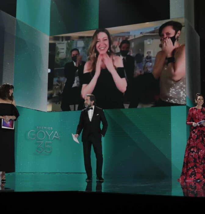 'Las niñas', Goya a Mejor película