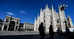 Italia impone una cuarentena de cinco días a los viajeros de la UE