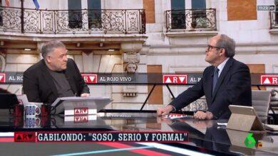 """Gabilondo no sabe mentir: """"Con Iglesias, no; con Ciudadanos, sí"""""""