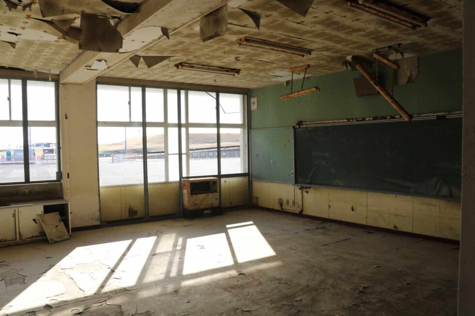 El colegio que salvó a 320 personas del tsunami