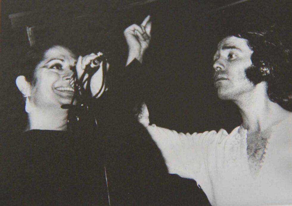 Cantando con Juana Reina