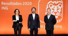 ING reduce un 39% su beneficio en España y Portugal en 2020 por la pandemia