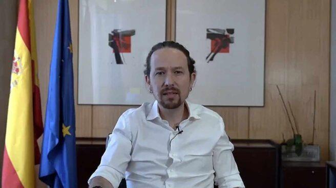 Pablo Iglesias anuncia que se presenta a las elecciones autonómicas de Madrid.
