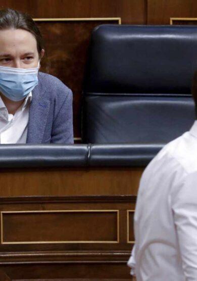 Pablo Iglesias y el reto de evitar un moderno 'hecho de mayo' en la izquierda