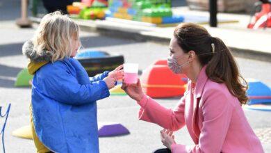 La reinvención de Kate: la Duquesa de Cambrigde resurge y Meghan se hunde