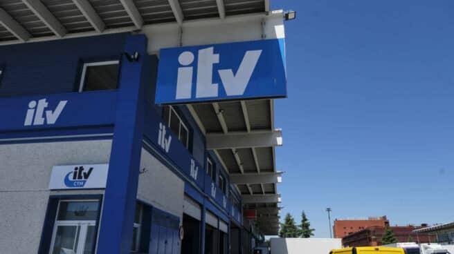 Un taller de la ITV