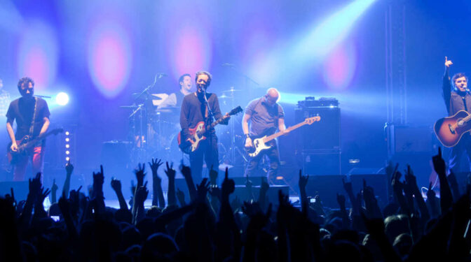 5.000 personas, sin distancia y con mascarilla: así será el concierto piloto de este sábado en Cataluña