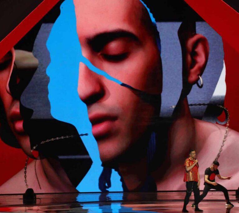 """Mahmood: """"He vivido Eurovisión como si fueran 'Los Juegos del Hambre'"""""""