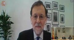 """Rajoy, en la Audiencia Nacional: """"Es metafísicamente imposible que haya destruido los papeles de Bárcenas"""""""
