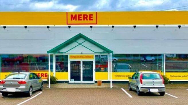 Un supermercado de la cadena Mere