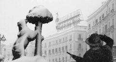 'Madrid, Filomena a mi pesar', las mejores fotografías de la nevada histórica
